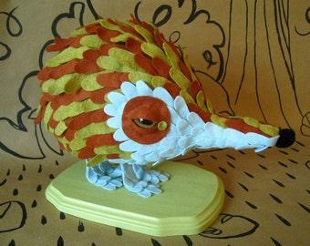 Giant Hedgie - RESERVED for lampsknittingmill
