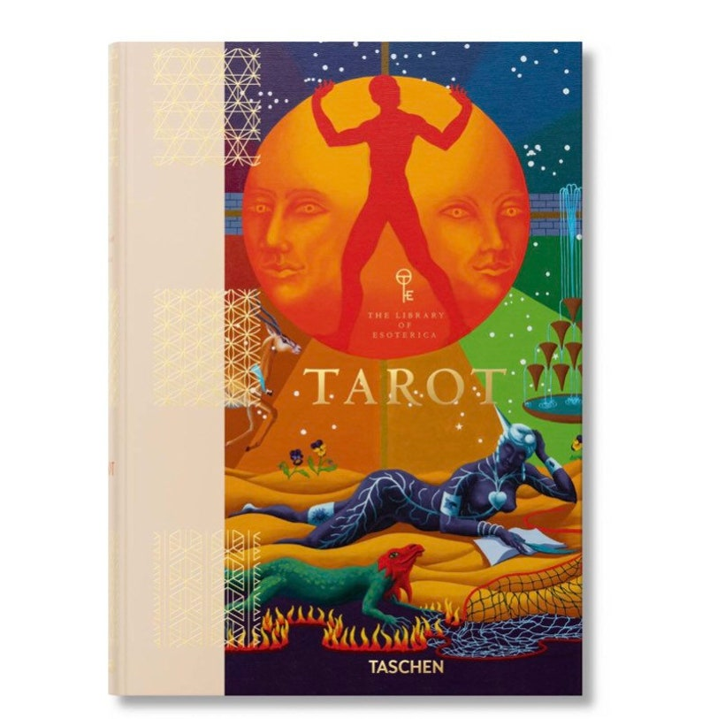 Library Of Esoterica  Tarot Guide  Graphic Novel  Art Book image 0