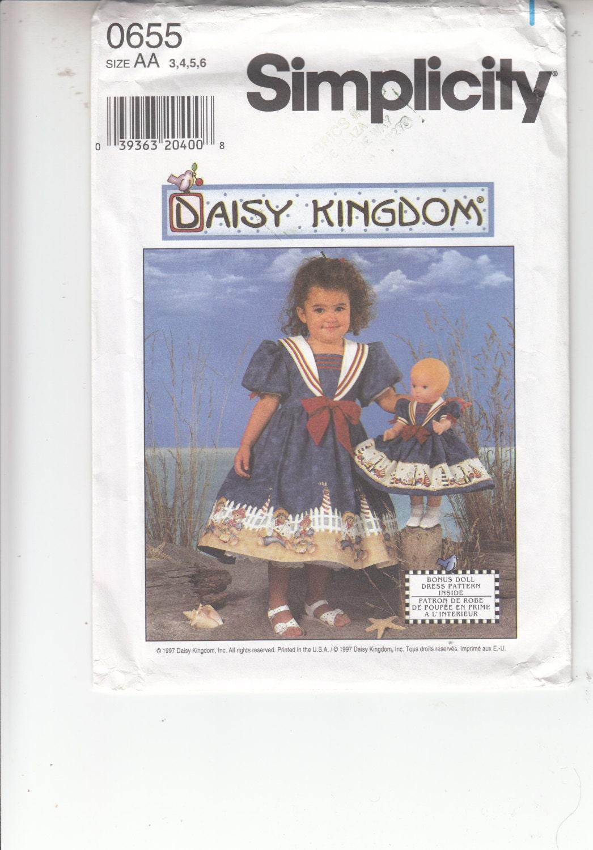 a0cb664bef2 Non simplicité 0655 Daisy Royaume Childs robe avec châle