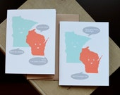 WI vs. MN note card set