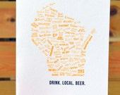 Drink Local Beer (Wisconsin)
