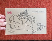 Canada Journey Journal