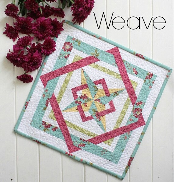 Weave PDF Pattern | Etsy