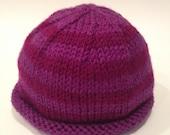 Purple + Magenta Newborn ...