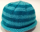 Light Blue + Teal Newborn...