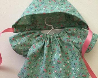 12 inch doll clothes, for handmade dolls, Waldorf dolls