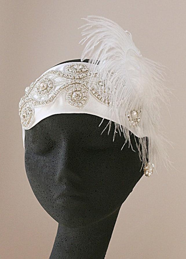 SALE Bohemian Chic, Fascinator Headband