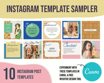 Instagram template colorful, instagram template for fashion, template instagram post, colorful instagram template fashion template instagram