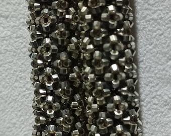 Pyramid Pillar earrings - Cont.Stellation series