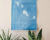 2013 Cyanotype & Letterpress Calendar No. 35/60
