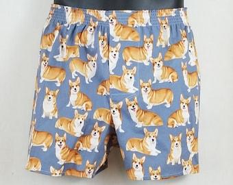 CORGI cotton boxers