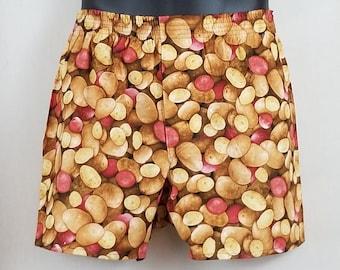 POTATO cotton boxers