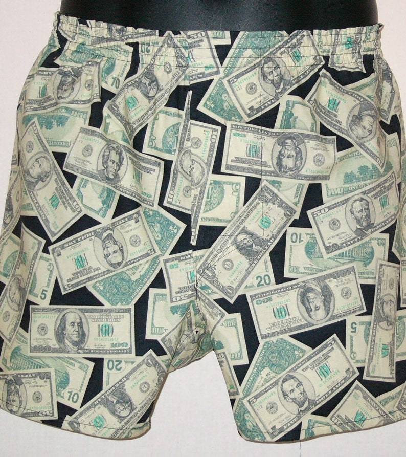 MONEY cotton boxers image 0