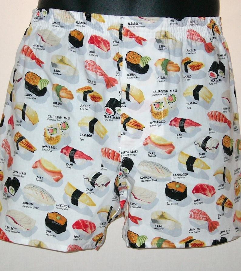SUSHI cotton boxers image 0