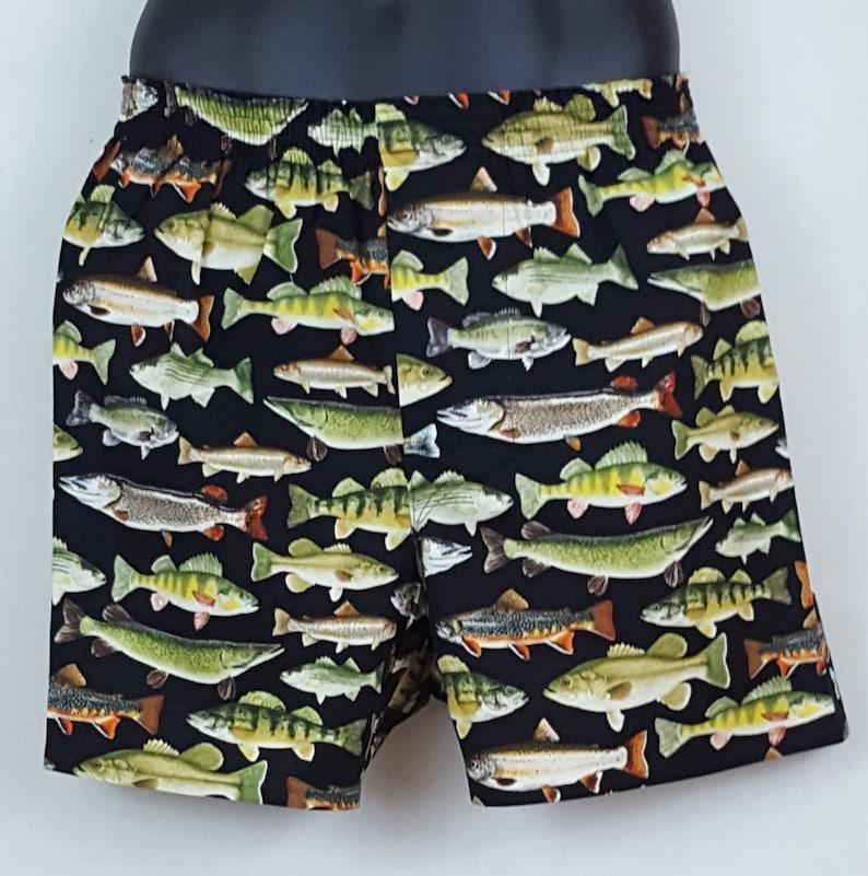 FISH cotton boxers image 0