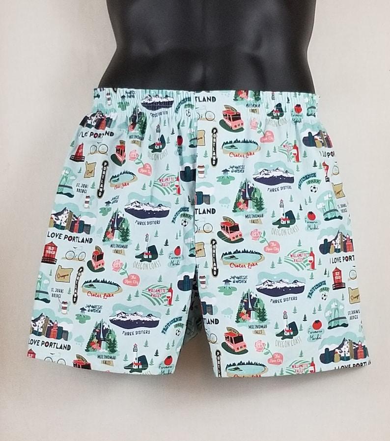 OREGON cotton boxers image 0