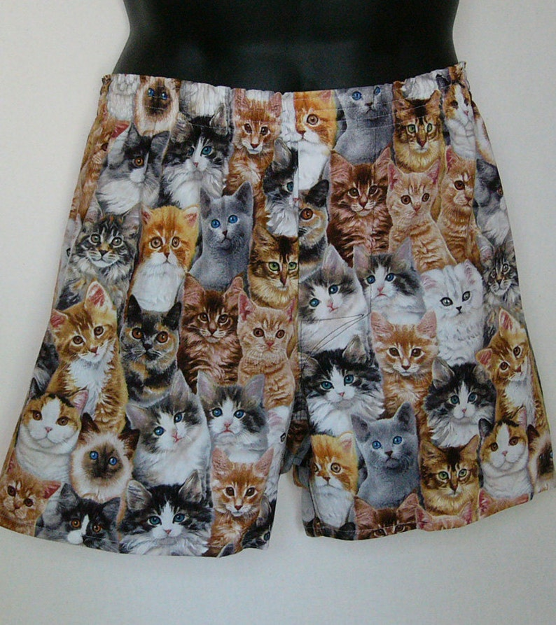 CATS cotton boxers image 0