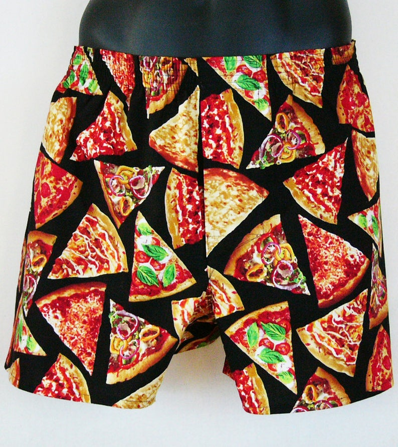 PIZZA cotton boxers image 0