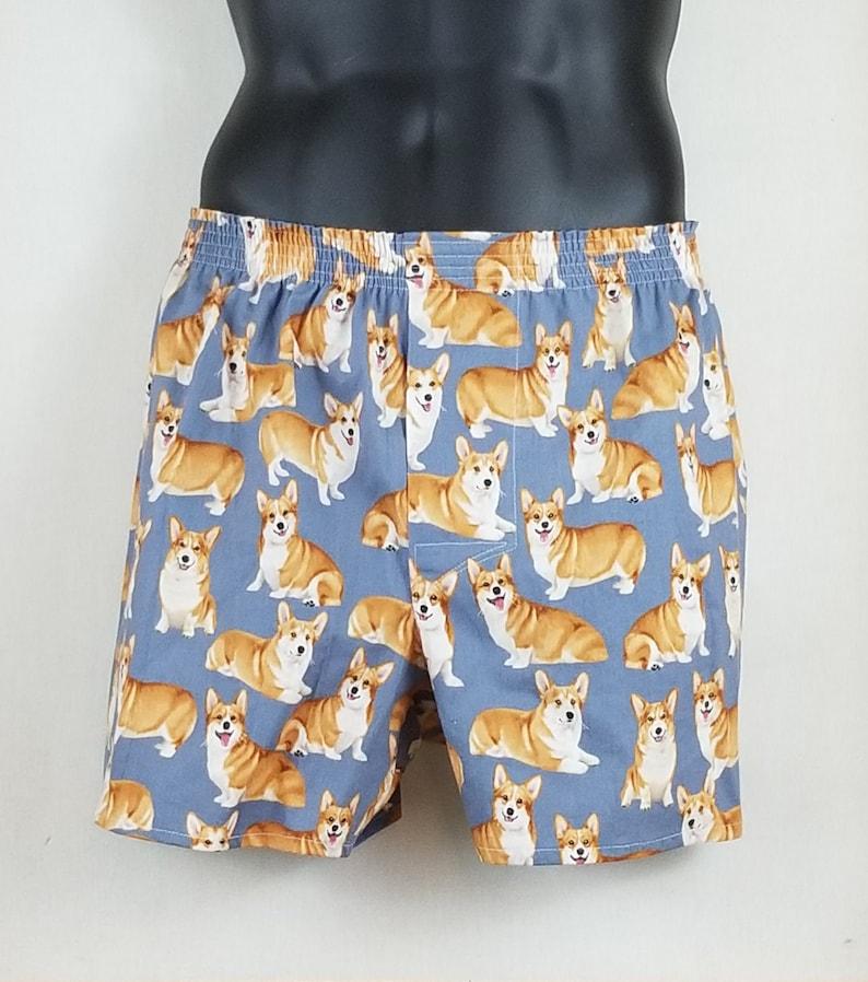CORGI cotton boxers image 0