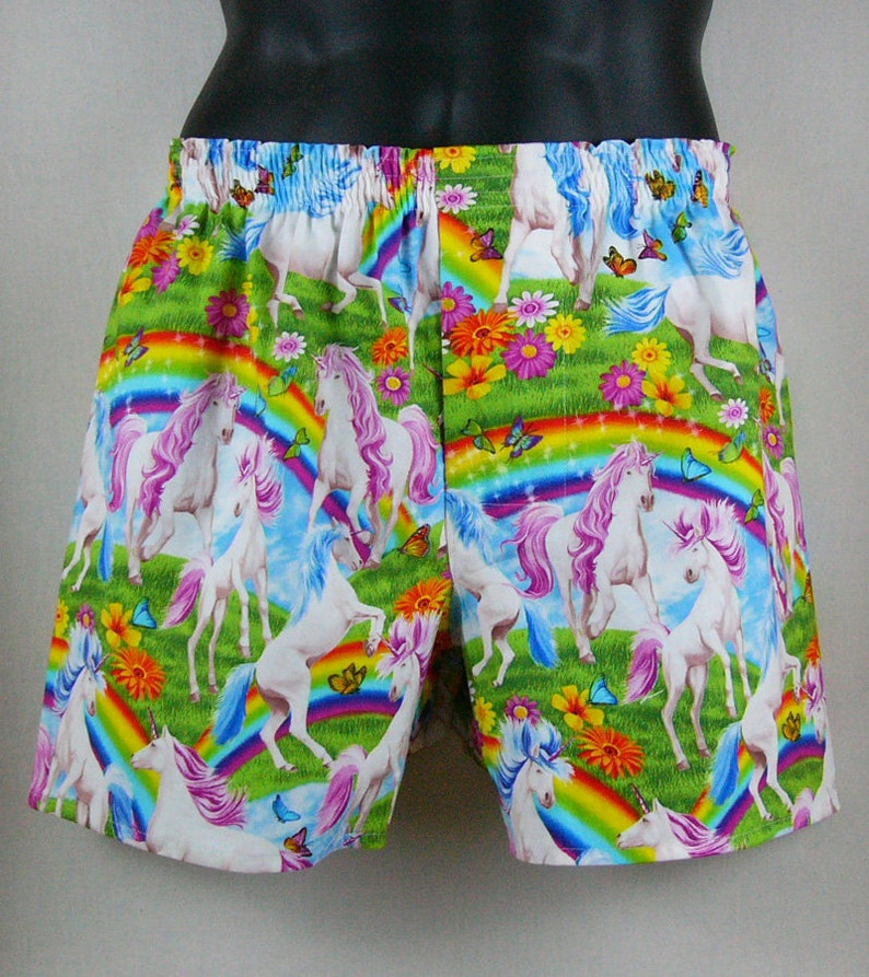 UNICORNS cotton boxers image 0