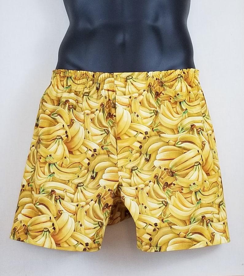BANANAS cotton boxers image 0