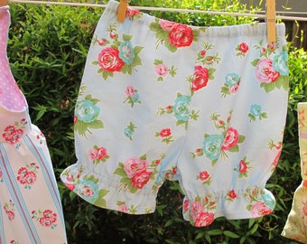 Baby Bloomer Pattern - PDF Sewing Pattern for Baby Bloomers 0-24 months