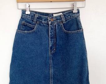 Calvin Klein Jean Vintage Mini Skirt