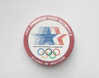 Los Angeles 1984 Olympics Pin