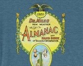 Unisex | Dr. Miles New Weather Almanac T-Shirt