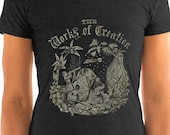Ladies | Works of Creation | Victorian Natural History T-shirt