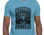 Unisex | Electric Bitters | Victorian Medical Advertising | Patent Medicine T-Shirt