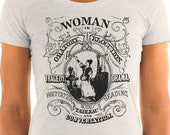 Ladies | Woman in Oratory | Victorian Womanhood | T-Shirt