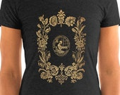 Ladies | Ladies' Art Union of Needlework | Victorian Floral T-Shirt