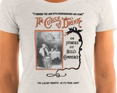 Ladies | The Curse of Drink | Edwardian Prohibition T-Shirt