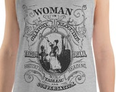 Feminist Tank: Woman in Oratory, Elocution, Tragedy, Drama, Recitation, Reading, Tableau & Conversation, Ornate Victorian Womanhood Gift