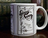 Strong Drink Victorian Inspired Temperance Mug | The Curse and the Cure