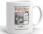 Mug | The Curse of Drink | Edwardian Prohibition Mug