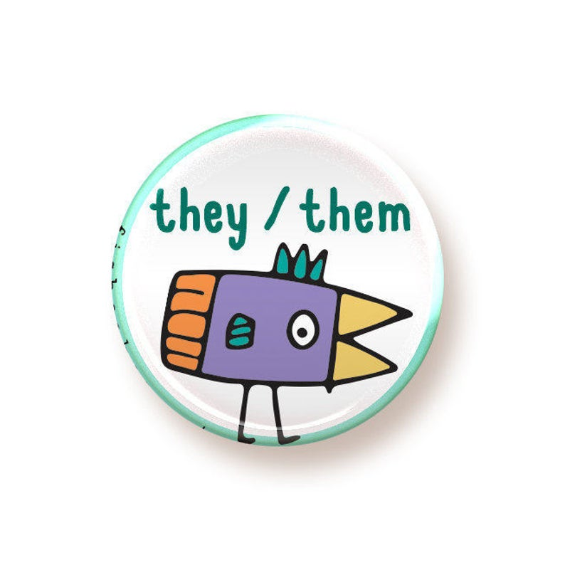 button they  them