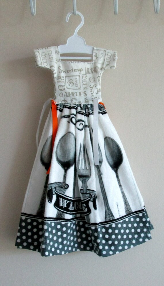 Kiss The Cook Oven Dress