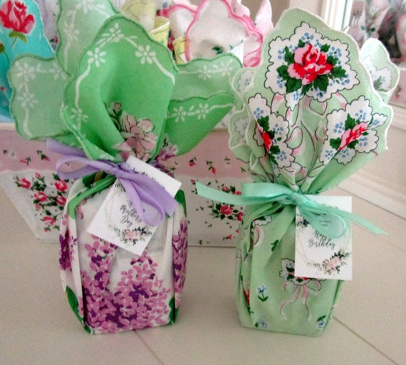 Sentiment Hankie Soaps For All Occasions