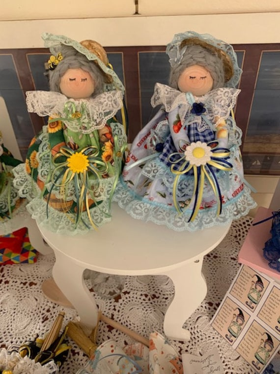 Grandma Freshener Dolls