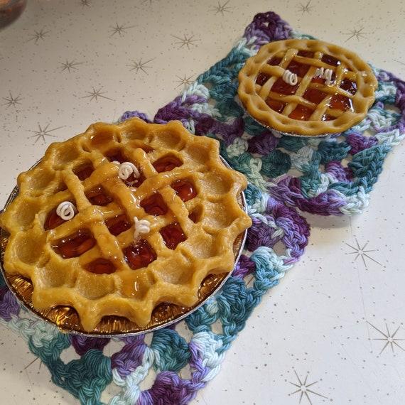 Kathy's Lattice Top Pie Candles