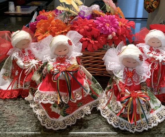 Christmas Angels Dolls