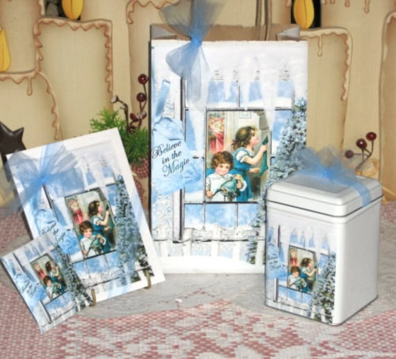 Believe in the Magic Gift Bag Set