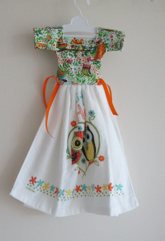 Life's A Hoot Oven Dress