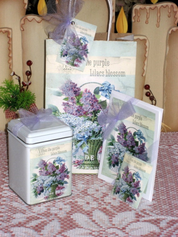 Lilac Gift Set
