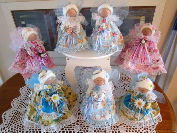 Angel Dolls for all Occasions