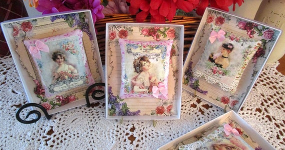 French Ladies Lavender Sachets