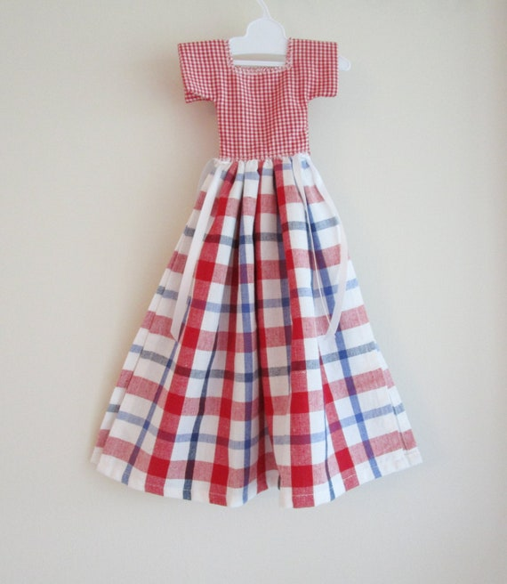 Oven Dress Collection Plaid
