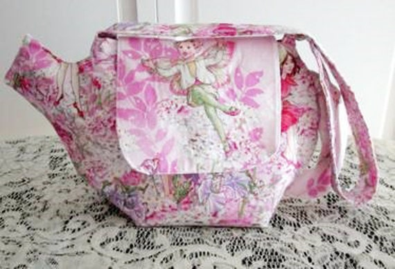 Fairy Teapot Purse
